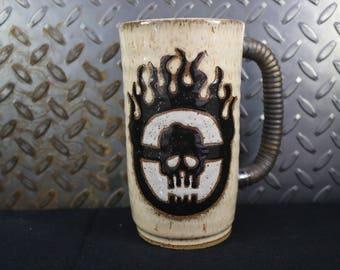 Mad Max Fury Road Immortan Joe Skull Gang Mug #206