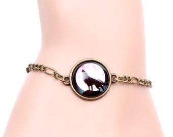 Wolf Bracelet (1616B)