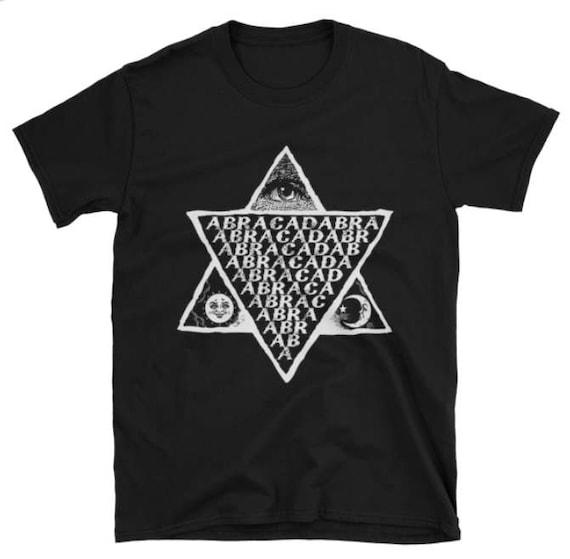 Abracadabra Mystic Eye Tee shirt