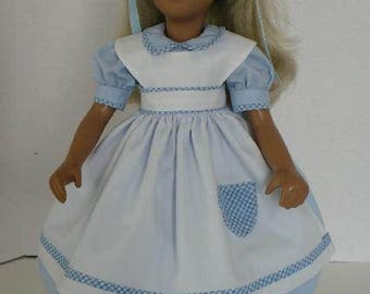 Sasha Alice In Wonderland Dress Pattern