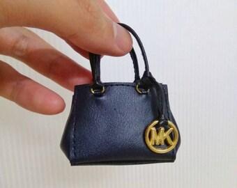 Designer handbag for Blythe, Barbie and other 12 inch dolls