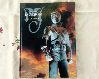 Michael Jackson, Michael Jackson Book, History, French Edition