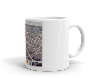Coffee Mug - Huntsville Alabama 1871