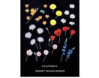 California Desert Wildflowers