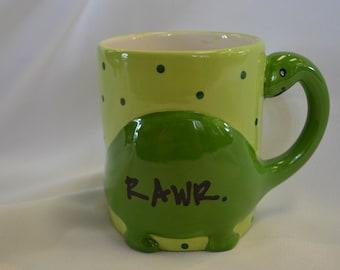 Dinosaur Mug Rawr!