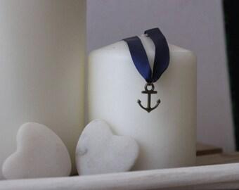Sailor anchor bracelet