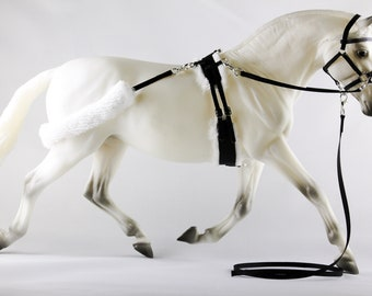Traditional Breyer Horse Lunging Set