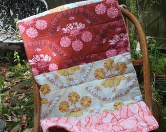 Vintage Cotton Baby/Child's Boho Quilt / Handmade