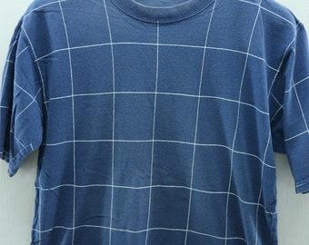 Vintage Kansai Jeans Minimlaist Logo T Shirt Fashion Designer Size L