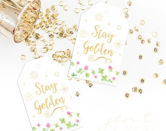 St. Patrick's Day Tags | St. Patrick's Tags | St. Paddy's Day Tags