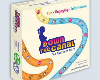 Down the Canal - the Game of Birth