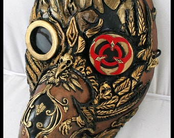 Apocalypse Plague Doctor Mask