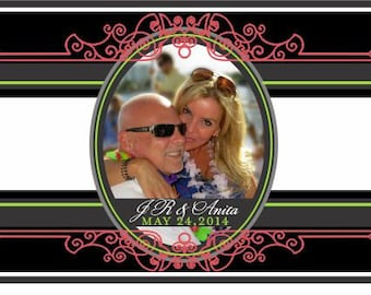 Custom Cigar Bands - Birthday - Wedding Party and Groomsman Cigar Bands - photo cigar bands - 16 bands