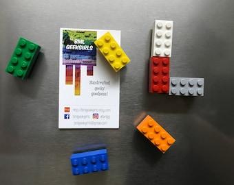 Lego Fridge Magnets
