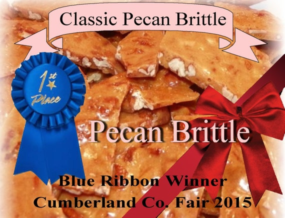 Pecan brittle homemade candy gift basket gluten free table pecan brittle homemade candy gift basket gluten free table teacher appreciation wedding birthday party anniversary vanilla negle Choice Image