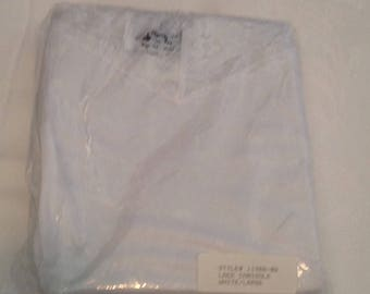 NOS White Lace Camisole