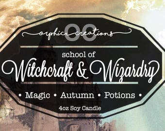 School of Witchcraft and Wizardry