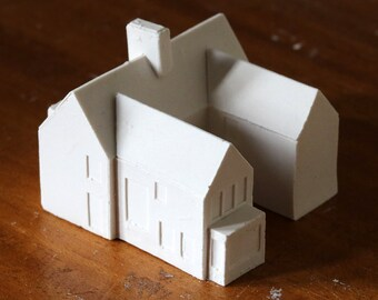Semi-Detached House 3 - Plaster editions