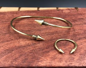 Bracelet tips, ring tips, steam Punk