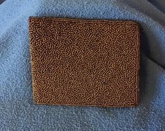 Ladies Vintage Bi-Fold Wallet