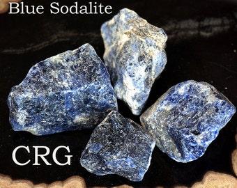 Brazil Sodalite (Rough) 1-lb Lot
