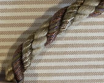 Decorative Cord Trim in Neutral Tones