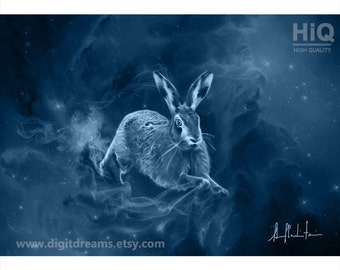 S121: Shamanic Guardians -  Brown Hare
