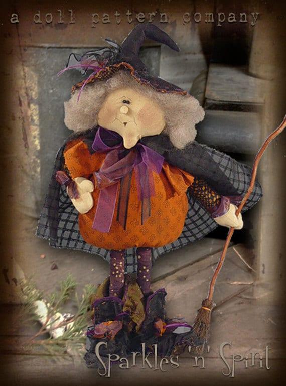 """Pattern: Wanda - 20"""" Witch"""