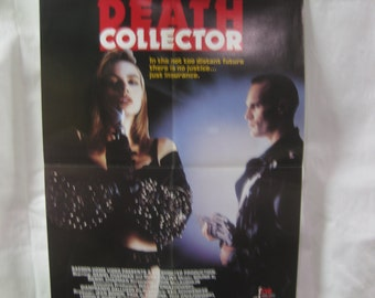 Death Collector 1976 Movie Poster mp161