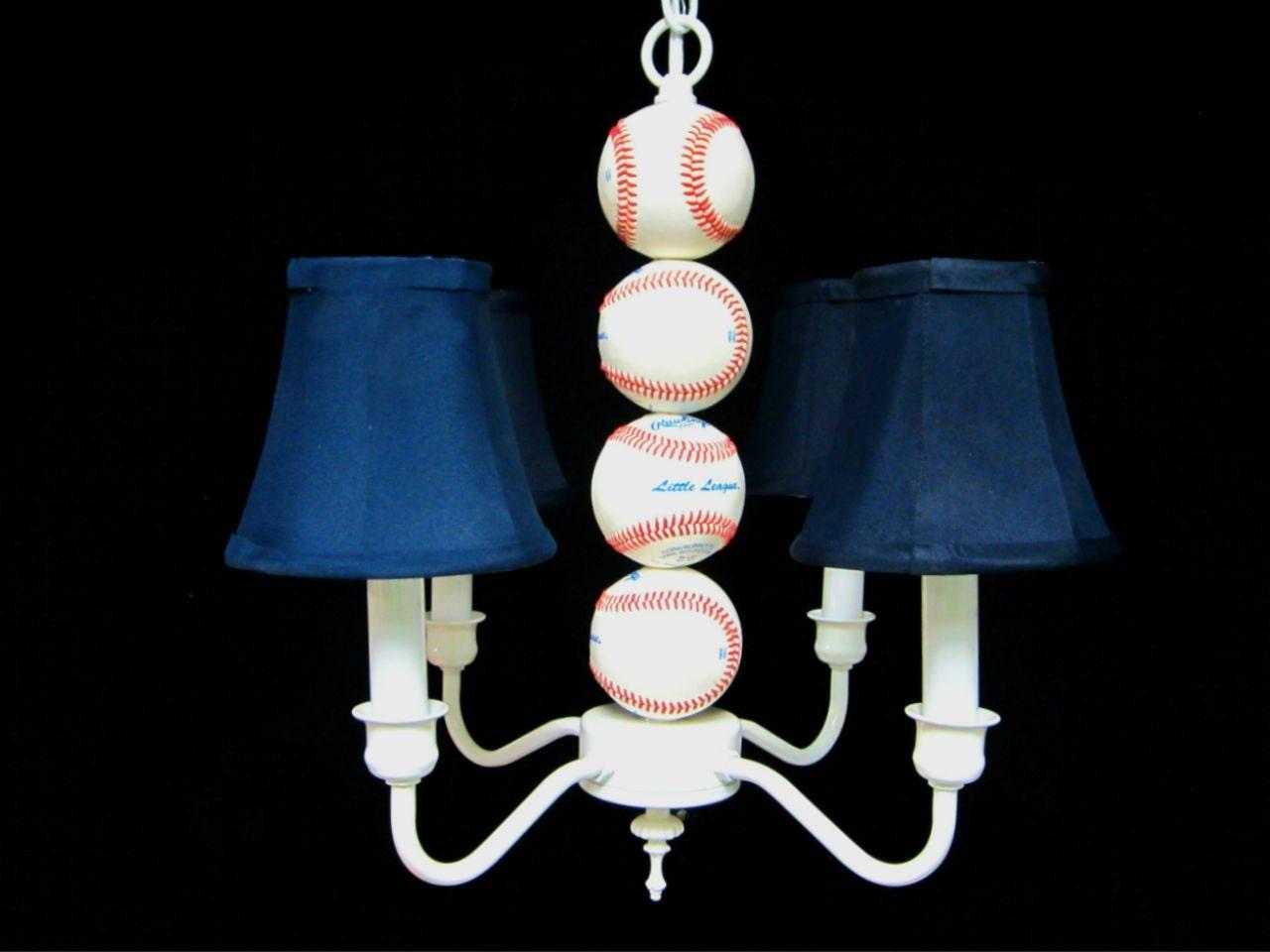 Sports chandelier lighting baseball decor sports decor zoom arubaitofo Image collections