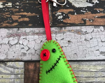 Sidney Sorrowmorph - Monster Key Chain