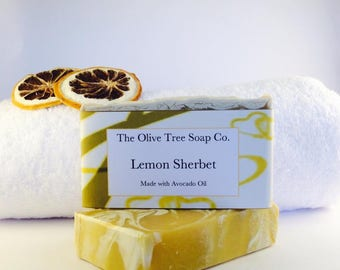 Handmade Natural Soap - Organic suitable for a vegan lifestyle - 140g