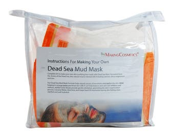 Dead Sea Mud Mask Kit