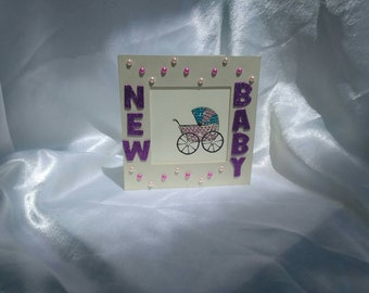Beautiful New Baby cards