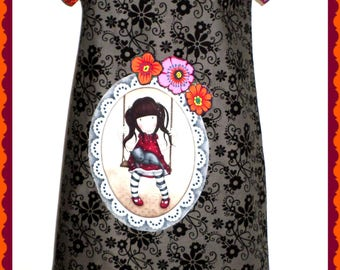 Dress cotton harmony fanciful fairy from 34 to 50