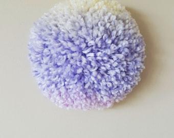 "Handmade ""Floof"" | Unicorn (purple mix) | 16.5 cm approx | Home decor"