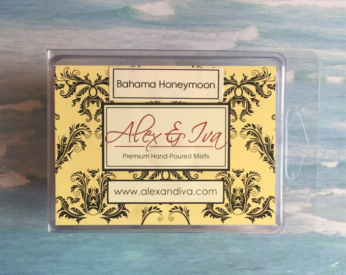 Bahama Honeymoon - 4 oz. melts