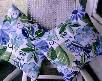 Birds of Paradise (pillow covers ) only