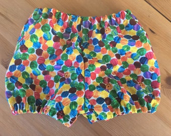 Very Hungry Caterpillar Bloomers, Very Hungry Caterpillar Diaper Cover, Very Hungry Caterpillar Cake Smash (Newborn, Infant, Todd