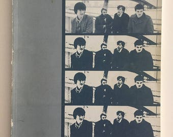 RARE — Vintage Joy Division Form (and Substance) Paperback Book, Published in 1988