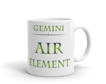 Gemini Air Element Mug