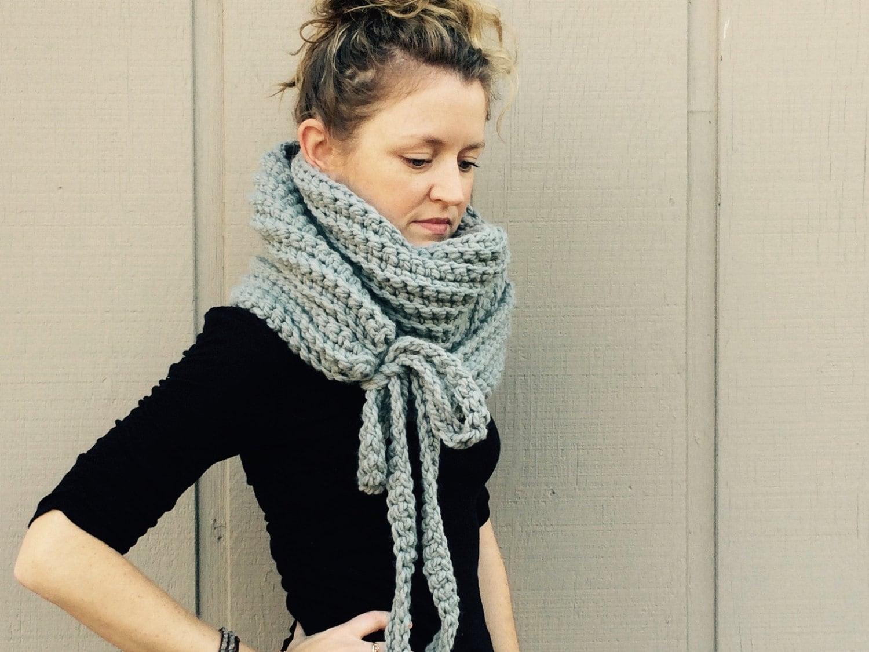 Diy crochet pattern super bulky yarn easy crochet p d f zoom bankloansurffo Gallery