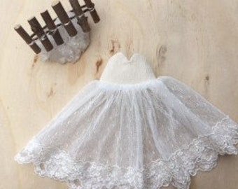 """Dress Up """"picnic at hanging rock"""" Outfit - For 33cm Mon Petit Chou Dolls"""