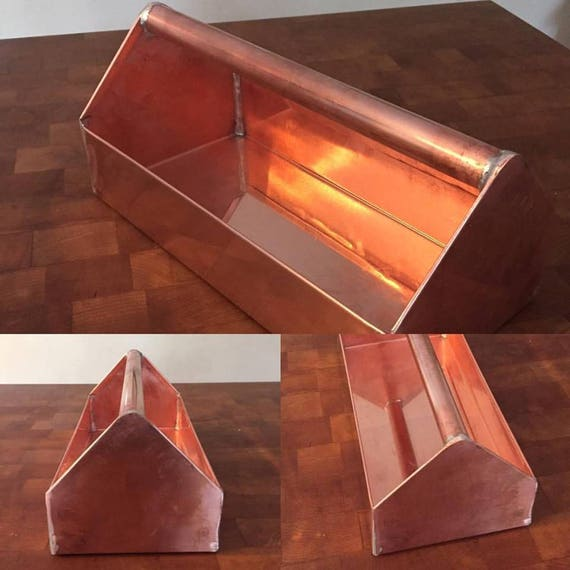 Copper Tool Tray