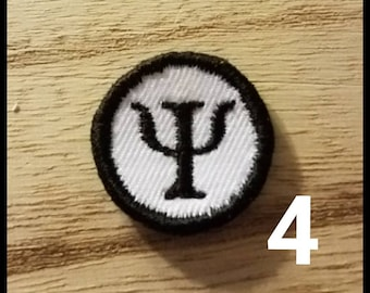 Micro Patches  (1 inch)