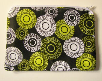 Back to school pencil bag / zipper pouch