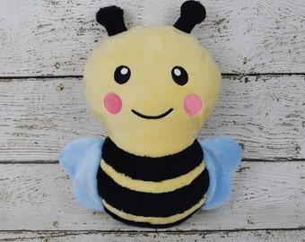 Bumblebee Plushie