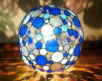 Night in the Ocean - Floor Lamp