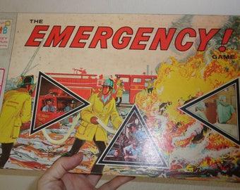 emergency vintage game