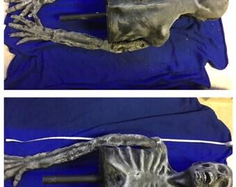 Corpse Zombie, half body